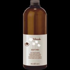 Nook BEAUTY FAMILY Milk Sublime Shampoo - Шампунь для поврежденных волос Ph 5,5, 1000мл