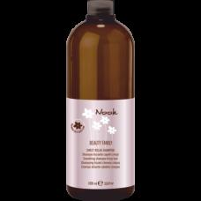 Nook BEAUTY FAMILY Sweet Relax Shampoo - Шампунь для непослушных волос Ph 5,5, 1000мл