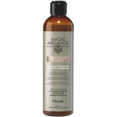 Nook MAGIC ARGANOIL EXTRA VOLUME SHAMPOO - Шампунь для придания объёма тонким и наэлектризованным волосам 250мл