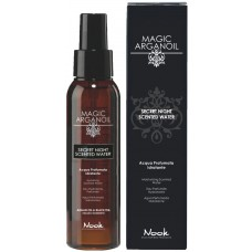 Nook MAGIC ARGANOIL SECRET NIGHT SCENTED WATER - Увлажняющая душистая вода для лица, тела и волос 100мл