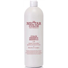 Nook THE NECTAR COLOR PRESERVE SHAMPOO - Шампунь для окрашенных волос 1000мл