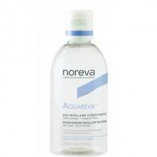 Noreva Aquareva Eau Micellaire Hydrarante - Мицеллярная вода для обезвоженной кожи Очищающая 250мл