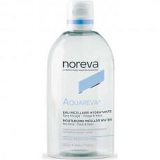 Noreva Aquareva Eau Micellaire Hydrarante - Мицеллярная вода для обезвоженной кожи Очищающая 500мл