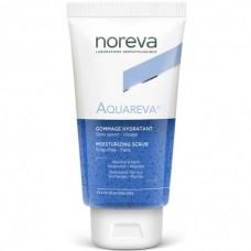 Noreva Aquareva Gommage Hydratant - Увлажняющий скраб для лица Очищающий 75мл