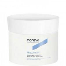 Noreva Aquareva Soin de Nuit Hydratant - Интенсивный ночной увлажняющий уход 50мл