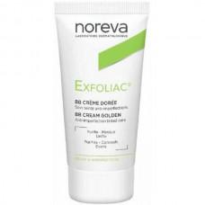 Noreva Exfoliac BB Crème Doree - ББ-Крем для проблемной кожи тон ЗОЛОТОЙ 30мл