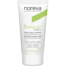 Noreva Exfoliac Global 6 - Крем для лица Глобал 6 Интенсивный уход 30мл