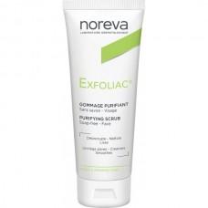 Noreva Exfoliac Gommage Purifiant - Скраб для лица Очищающий 50мл