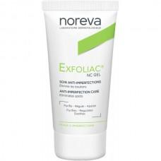 Noreva Exfoliac NC GEL - Гель-локальный уход с Ниацинамидом 30мл