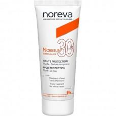 Noreva Noresun Gradual UV Fluid SPF30 - Эмульсия солнцезащитная СЗФ 30, 40мл
