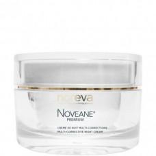 Noreva Noveane Premium Crème de Nuit Multi-Corrections - Крем для лица мультифункциональный ночной Антивозрастной 50мл