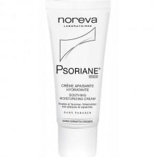 Noreva Psoriane Creme Apaisante Hydratante - Крем для лица увлажняющий Успокаивающий 40мл