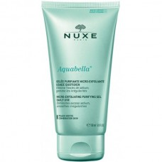 NUXE Aquabella GELEE PURIFIANTE - Нежный эксфолиирующий очищающий гель для лица 150мл
