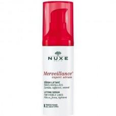 NUXE Merveillance Expert SERUM LIFTANT - Сыворотка против мимических морщин Омолаживающая 30мл