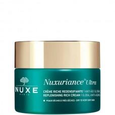 NUXE Nuxuriance Ultra CREME RICHE REDENSIFIANTE - Насыщенный укрепляющий антивозрастной крем для лица 50мл