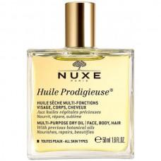 NUXE Prodigieuse HUILE SECHE - Сухое масло для лица, тела и волос Многофункциональное 50мл
