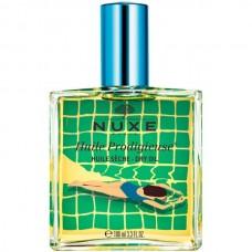 NUXE Prodigieuse HUILE SECHE BLUE - Сухое масло для лица, тела и волос Многофункциональное СИНИЙ 100мл