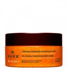 NUXE Reve De Miel GOMMAGE CORP - Нежный питательный скраб для тела с МЁДОМ 175мл