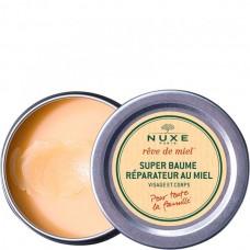 NUXE Reve De Miel SUPER BAUME - Питательный восстанавливающий бальзам для лица и тела 40мл