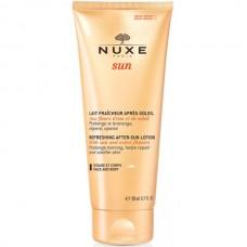 NUXE Sun LAIT APRES-SOLEIY - Освежающее молочко для лица и тела после загара 200мл