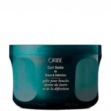 ORIBE Curl Gelee Shine & Definition - Увлажняющий гель для придания волнистым волосам блеска 250мл