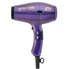 Parlux Hair Dryers 3500 SuperCompact Ceramic & Ionic 2000W Violet - Профессиональные фен Суперкомпакт 2000 Вт ФИОЛЕТОВЫЙ 1шт
