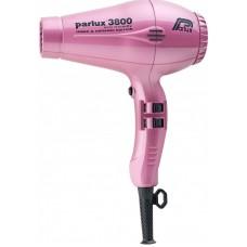 Parlux Hair Dryers 3800 ECO Friendly Ionic & Ceramic 2100W Pink - Профессиональные фен 2100 Вт РОЗОВЫЙ 1шт
