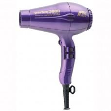 Parlux Hair Dryers 3800 ECO Friendly Ionic & Ceramic 2100W Violet - Профессиональные фен 2100 Вт ФИОЛЕТОВЫЙ 1шт