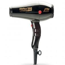 Parlux Hair Dryers 385 POWER LIGHT Ionic & Ceramic 2150W Black - Профессиональные фен 2150 Вт ЧЁРНЫЙ 1шт