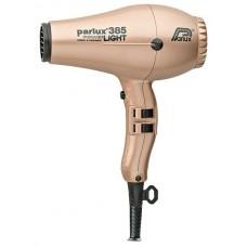 Parlux Hair Dryers 385 POWER LIGHT Ionic & Ceramic 2150W GOLD - Профессиональные фен 2150 Вт ЗОЛОТОЙ 1шт