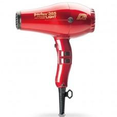 Parlux Hair Dryers 385 POWER LIGHT Ionic & Ceramic 2150W RED - Профессиональные фен 2150 Вт КРАСНЫЙ 1шт