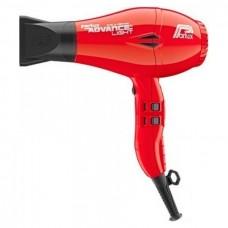 Parlux P-Adv-красн. ADVANCE LIGHT Ionic&Ceramic 2200W RED - Профессиональные фен для волос Адванс Лайт КРАСНЫЙ 2200 Вт