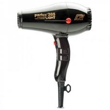 Parlux P385-черн. 385 PowerLight 2150W BLACK - Профессиональные фен для волос 385 ПауэрЛайт ЧЁРНЫЙ 2150 Вт