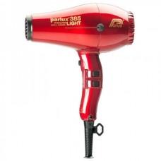 Parlux P385-красн. 385 PowerLight 2150W RED - Профессиональные фен для волос 385 ПауэрЛайт КРАСНЫЙ 2150 Вт