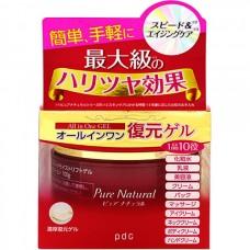 pdc Pure Natural Speed Moist Lift Gel - Крем-гель для лица Суперувлажняющий 10 в 1 с ЛИФТИНГ-ЭФФЕКТОМ 100гр