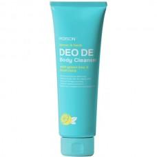 PEDISON Deo de body cleanser - Гель для душа лимон/мята 100мл