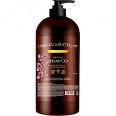 PEDISON Institute beaute oriental root care shampoo - Шампунь с восточными травами 750мл