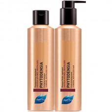 PHYTO PHYTODENSIA Set - Набор для волос Антивозрастной (шампунь + маска) 50 + 50мл