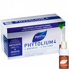 PHYTO PHYTOLIUM 4 Hair Treatment - Сыворотка против выпадения волос 12 х 3,5мл
