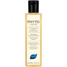 PHYTO PHYTOCOLOR Protecting Shampoo - Шампунь-защита цвета окрашенных и мелированных волос 250мл