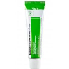 PURITO Centella Green Level Recovery Cream - Успокаивающий крем для восстановления кожи с центеллой азиатской 50мл