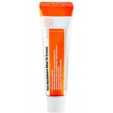 PURITO Sea Buckthorn Vital 70 Cream - Витаминный крем с экстрактами облепихи и мандарина для сияния кожи 50мл