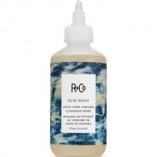 R+Co ACID WASH Cleansing Rinse - КИСЛОТНЫЙ ДОЖДЬ Шампунь для кожи головы Деликатно очищающий 177мл