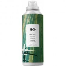 R+Co AIRCRAFT Pomade Mousse - ЛЕТУЧИЙ ГОЛЛАНДЕЦ Помада-мусс для укладки волнистых волос 165мл