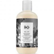 R+Co BEL AIR Smoothing Shampoo - БЭЛЬ ЭЙР Шампунь для разглаживания волос с антиоксидантным комплексом 241мл