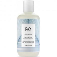 R+Co OBLIVION Restorative Gel Conditioner - ОБЛИВИОН Гель-кондиционер для волос Восстанавливающий 177мл