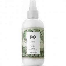 R+Co ONE Prep Spray - ТОТ САМЫЙ Несмываемый кондиционер-спрей для волос УВЛАЖНЯЮЩИЙ 241мл