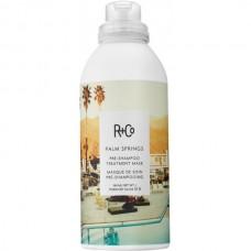 R+Co PALM SPRINGS Pre-shampoo Treatment Mask - ПАЛМ СПРИНГС Маска-уход для волос Подготовительная 164мл