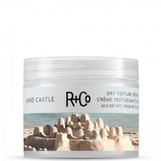 R+Co SAND CASTLE Dry Texture Creme - ПЕСОЧНЫЙ ЗАМОК Сухой шампунь для волос Текстурирующий 62гр