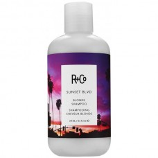 R+Co SUNSET BLVD Blonde Shampoo - САНСЕТ БУЛЬВАР Шампунь для светлых волос 241мл